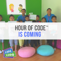 Hour of codeis coming